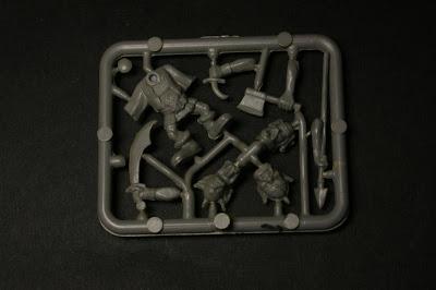 Matriz completa de los Drastik Plastic Orc