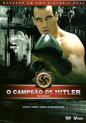Filme Poster O Campeão de Hitler DVDRip XviD Dual Audio & RMVB Dublado