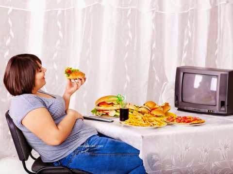 Tv Karşısında Zayıflamak İçin 3 Tüyo