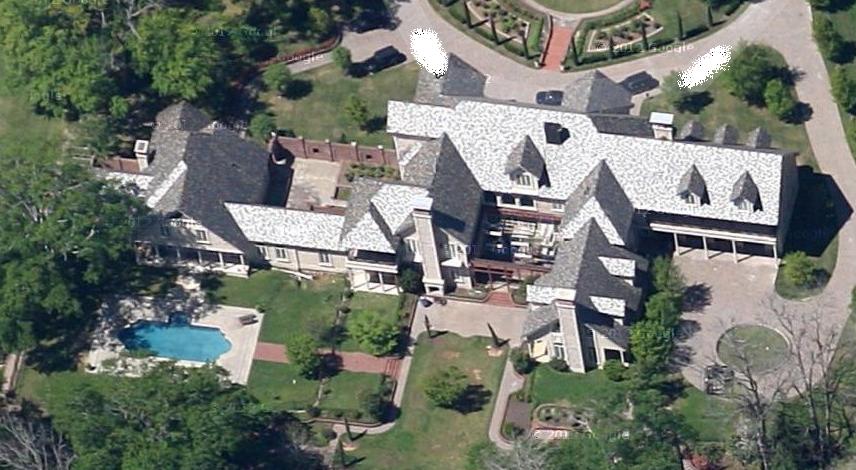 ... Duck Commander and Hit TV Star Willie Robertson's Home in Monroe, LA