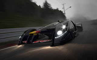 Red Bull X1 Prototype