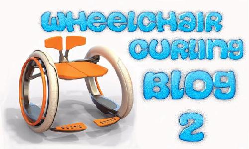 Wheelchair Curling Blog 2