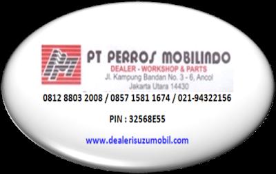 DEALER ISUZU JAKARTA PT.PERROS MOBILINDO