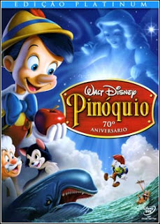Download - Pinóquio DVDRip - AVI - Dublado