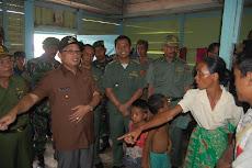 "Bedah Rumah Samisake di Kecamatan Tebo Tengah Ilir ""Asal Jadi"""