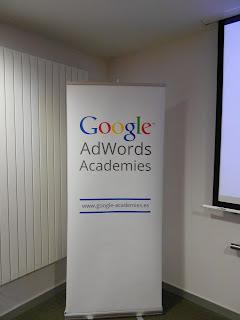 Logo Google AdWords Academies con Sergio Falcón [Instar] - Cámara del Comercio de álava