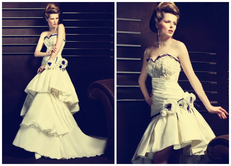 2 IN 1 Wedding Dresses: November 2013