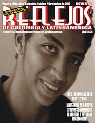 """SALIO Revista """"REFLEJOS DE COLOMBIA Y LATINOAMERICA"""" N° 38"""