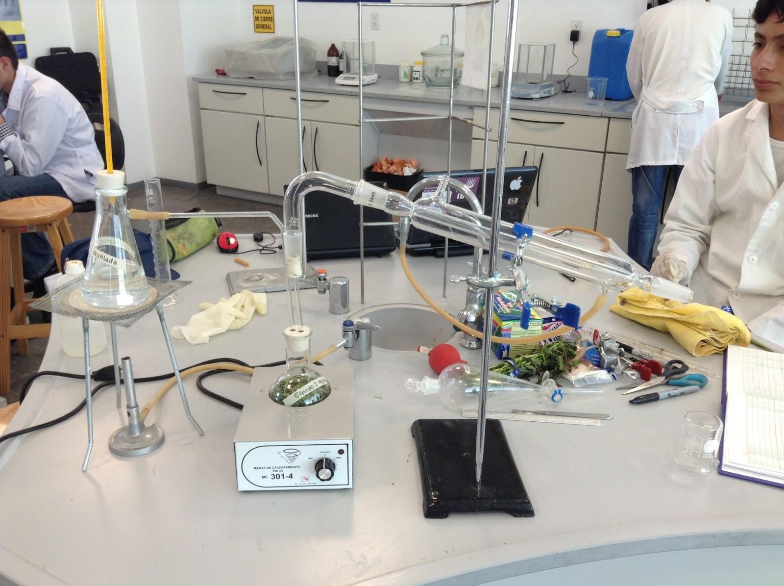 destilacion arrastre vapor: