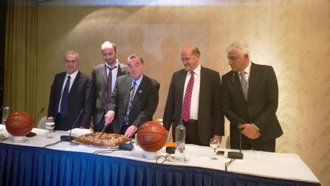 Την άλλη η κοπή πίτας του ΣΕΠΚ στη Θεσσαλονίκη-Βραβεύονται Μεντηλίδης, Χαραλαμπάκης και Ζουρνατζίδης