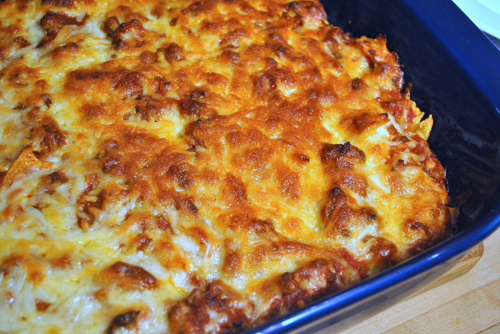 Egyptian lasagna or how come you didnt know im a convert egyptian lasagna also known as easy fake lasagna forumfinder Image collections