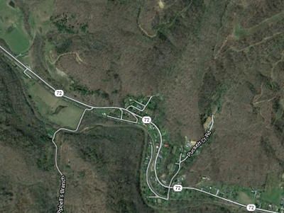 Bigfoot report in southeastern Kentucky