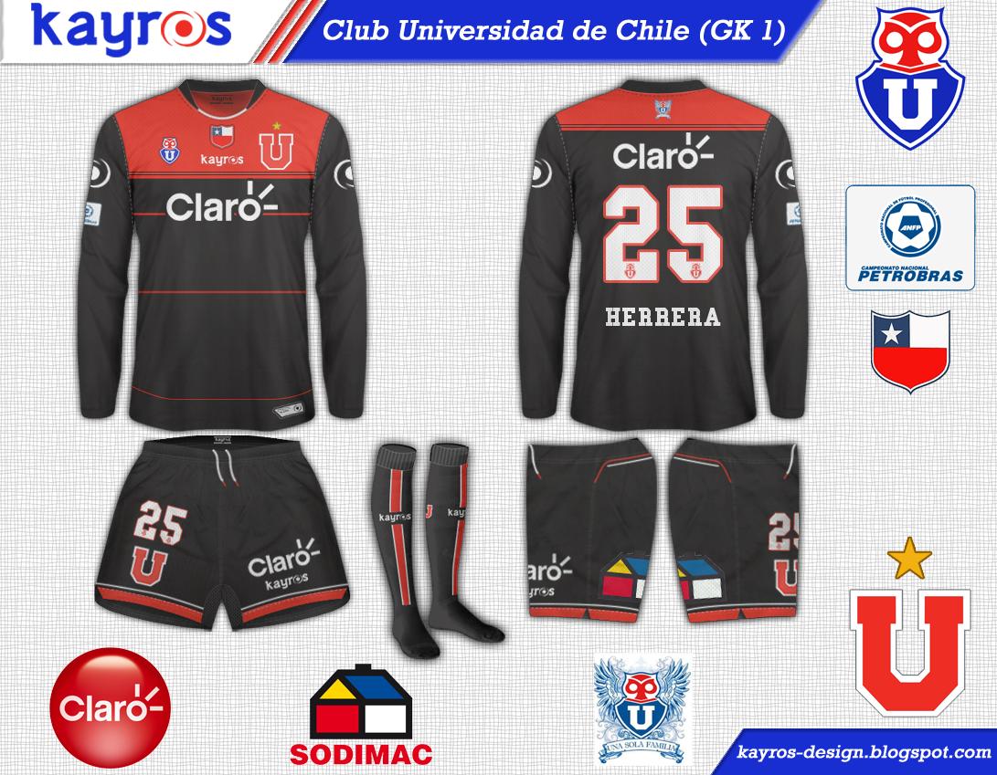 Kayros: Club Universidad de Chile