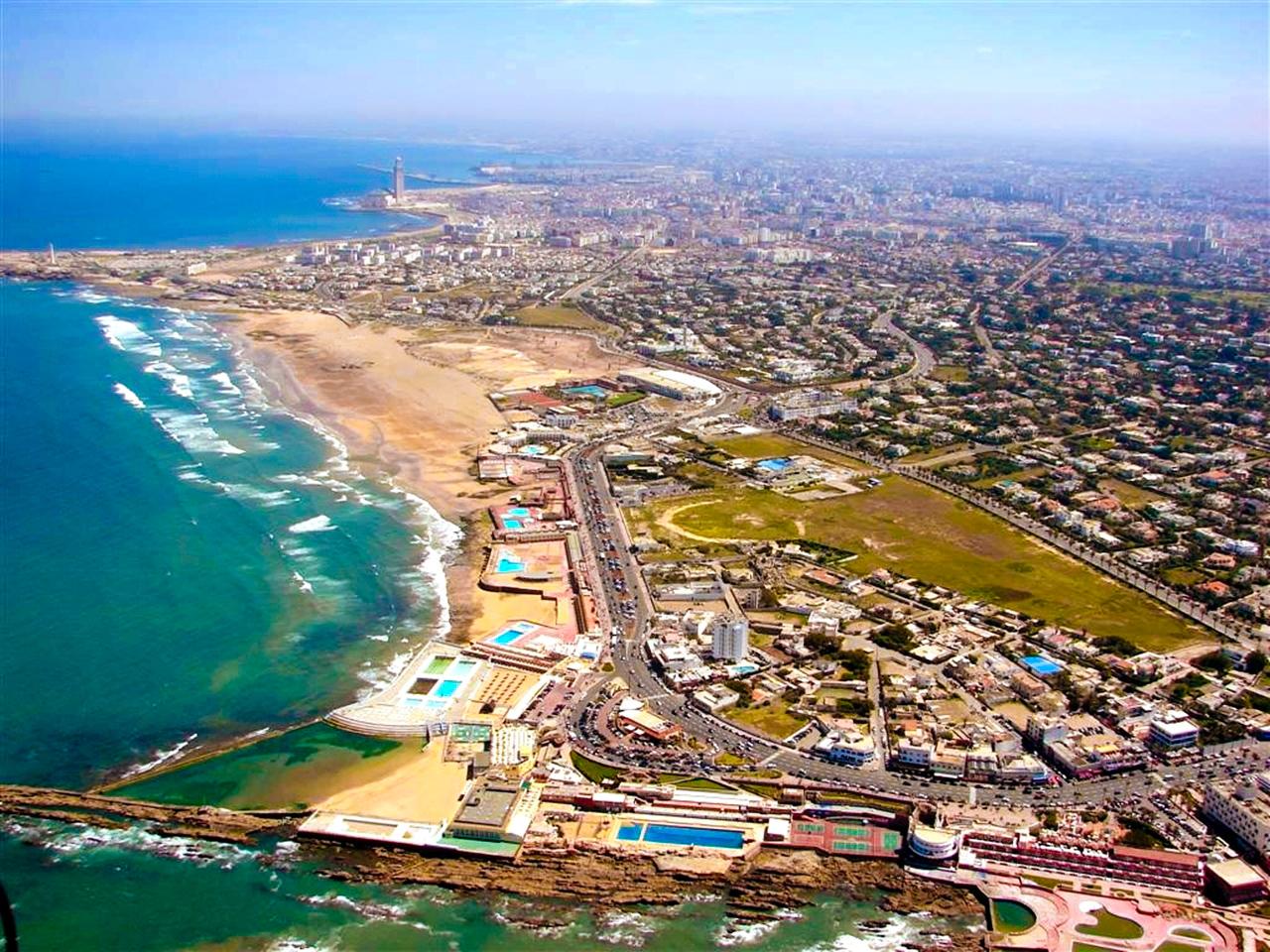 Casablanca morocco tourist destinations - Marocco casablanca ...