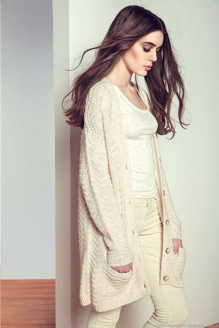 Sacos invierno 2015 ropa de mujer.