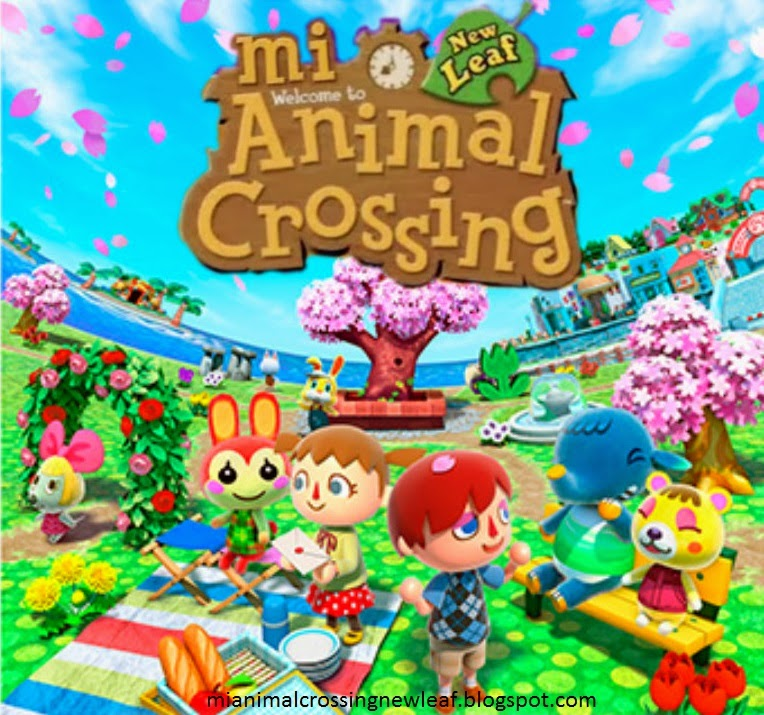 Mi Animal Crossing New Leaf