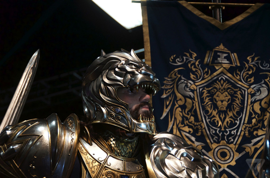 Filem Warcraft 2016 Movie Trailer