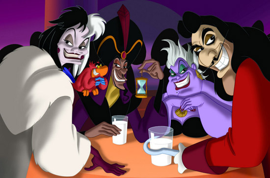 Brujas Disney