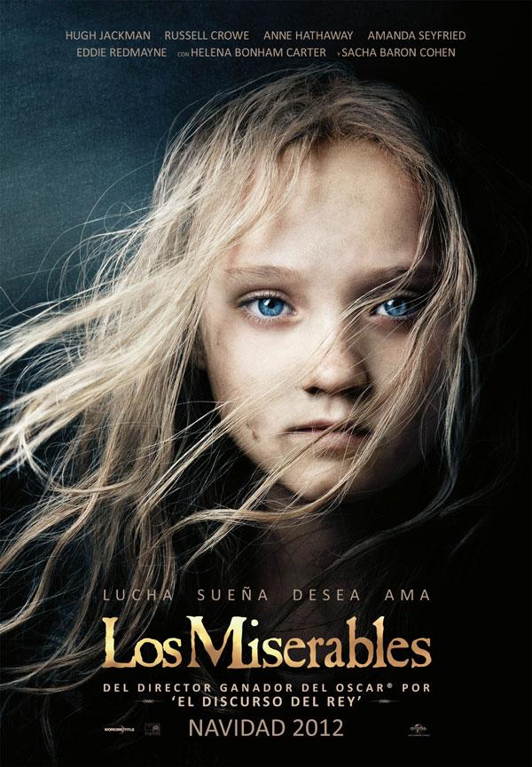 Cartel de la película 'Los miserables'