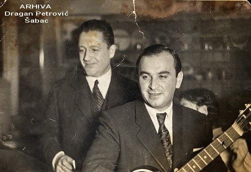 Milan Timotić u Radio Beogradu