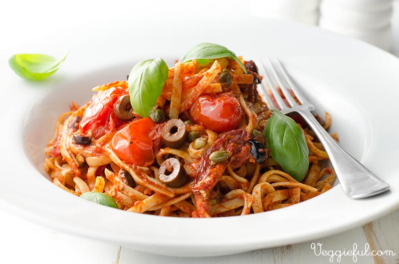 italian snacks vegetarian