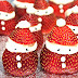 Easy Cold Strawberry Dessert Christmas Recipe