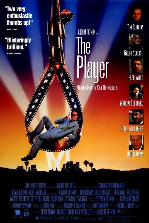 every robert altman movie the player 1992