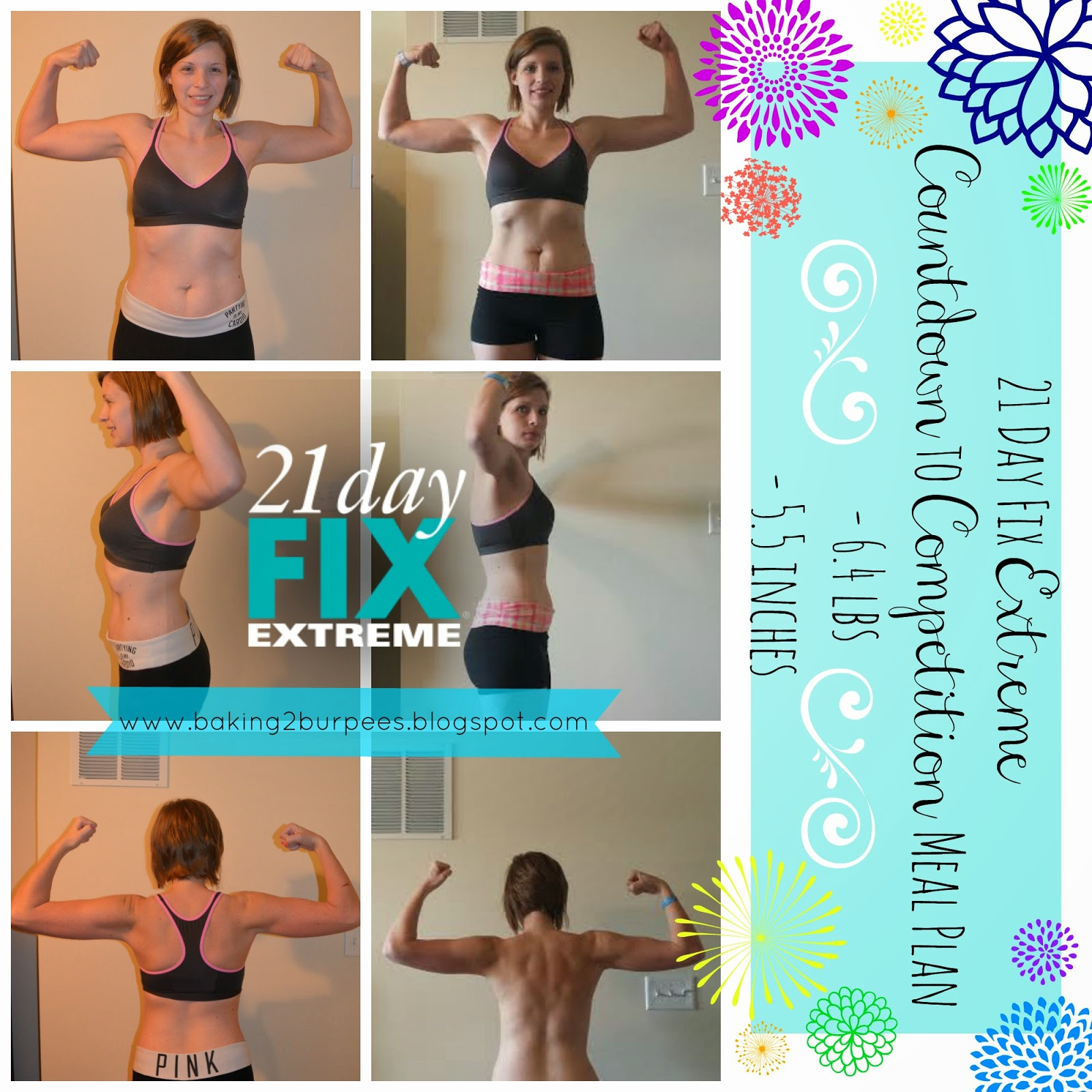 Erin Traill, diamond beachbody coach, 21 day fix extreme, Autumn Calabrese, before and after photos, 21 day fix approved, 21 day fix extreme countdown to competition meal plan,