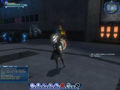DC Universe Online - Looting Exobit Cache