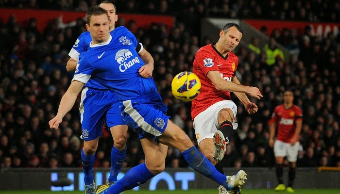Everton vs Manchester United en vivo
