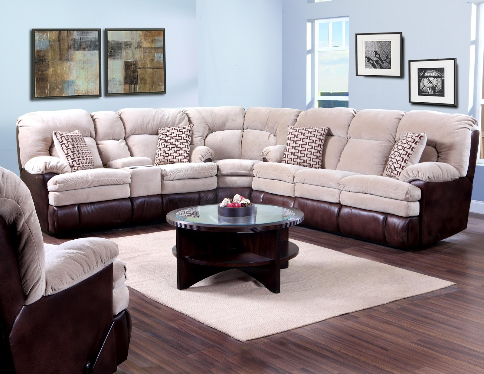 Living room furniture knoxville tn for Living room furniture configurations