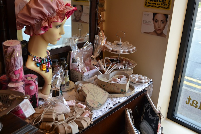 vintage tea in knowle solihull