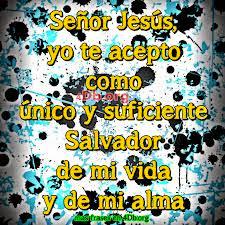 señor jesus