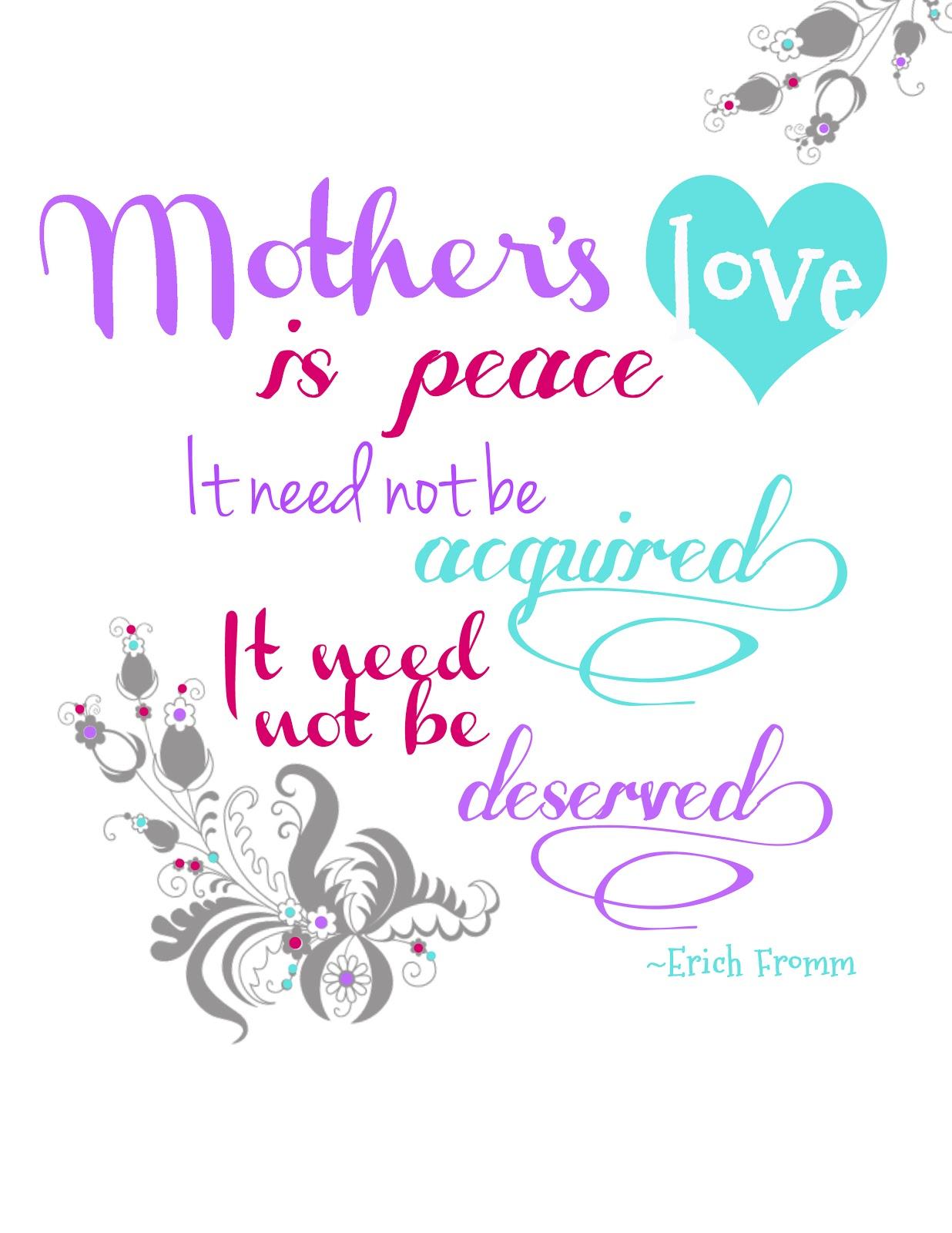 love greyson mother u0027s day free printables