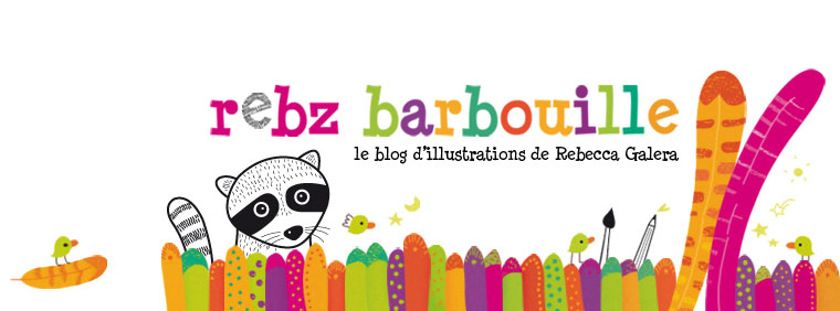 Les barbouilles de Rebz et sa sauce au griffonnage