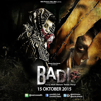 Badi Full Movie Melayu
