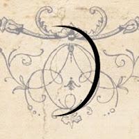 Símbolo alquimista - Lua