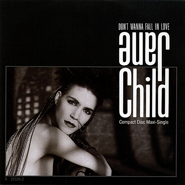 New Jack Times: Jane Child - Dont Wanna Fall In Love (CDS)