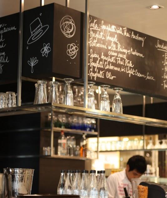 Open kitchen concept greyhound cafe bangkok for P kitchen restaurant bangkok