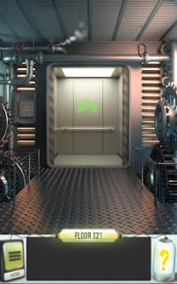 100 Locked Doors 2 soluzione livello 21