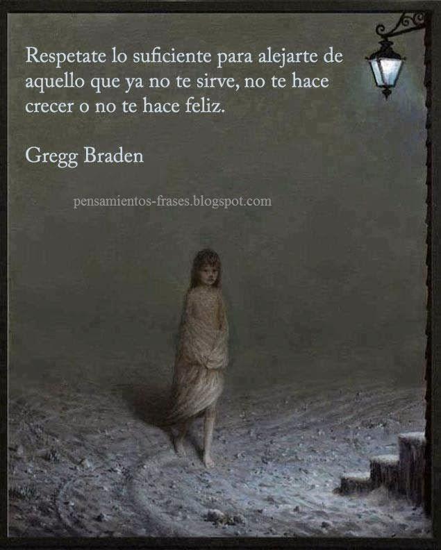 frases de autoayuda de Gregg Braden