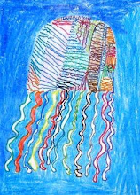 Grandchild Art ... Jellyfish Fantasy