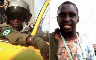 Wing Commander Chimda Hedima