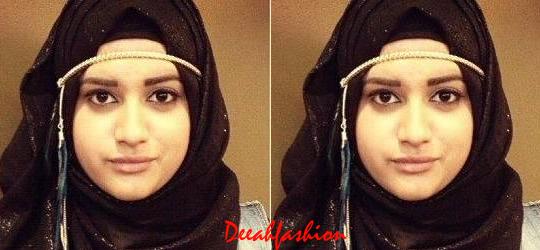 Cara Memakai Jilbab Modis ala Yunani