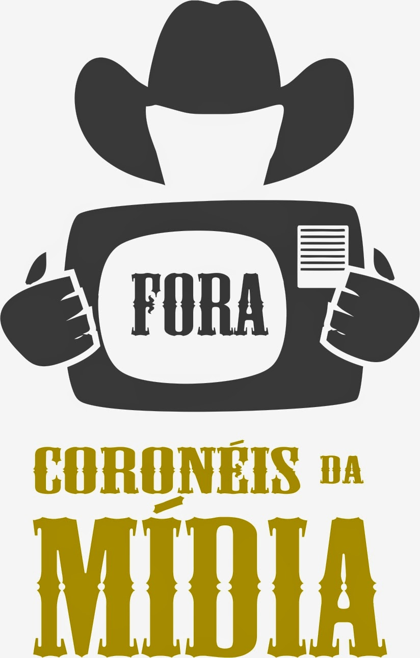 #FORACORONÉISDAMÍDIA