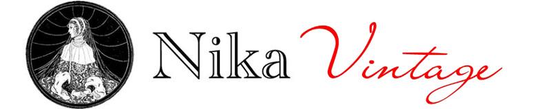 Nika Vintage: blog de estilo de vida, venta de antiguedades y coleccionismo