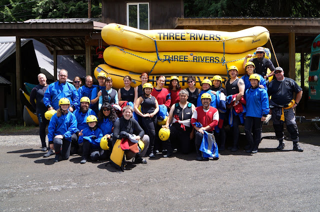 Three Rivers Rafting