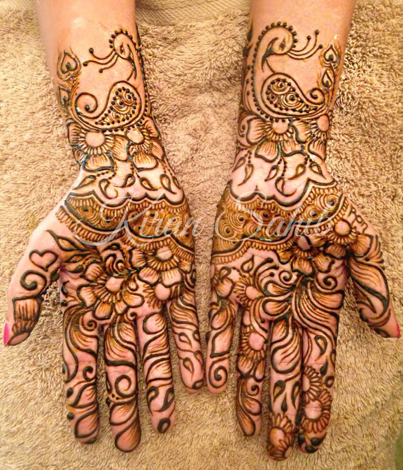 Chaand Raat Special Mehdi Designs New Henna Designs For Chaand