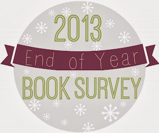 2013 Year End Book Survey