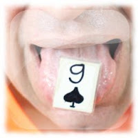 La carta en la punta de la lengua, magia para niños